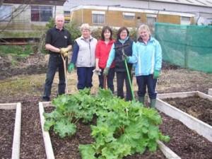 Bagenalstown Community Gardeners