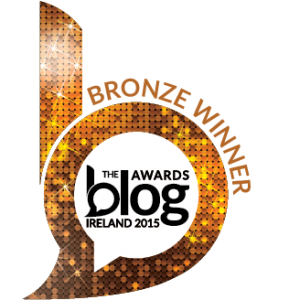 Bronze Winner of Blog Awards