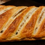 Easy Vegetarian Recipe: Chickpea & Walnut Wellington