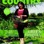 Cover Girl Surprise in Irish Country Living