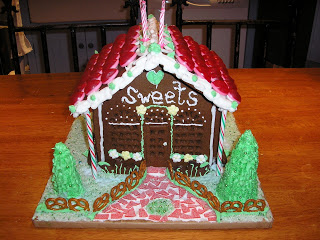 Pleasant Gingerbread Birthday Cake Greenside Up Funny Birthday Cards Online Hetedamsfinfo