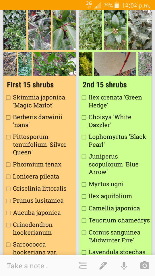 How to write botanical names