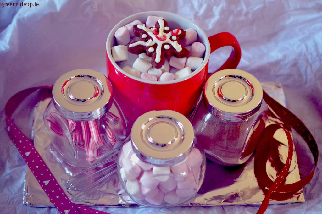 Hot Chocolate Recipe with Gingerbread | greensideup.ie