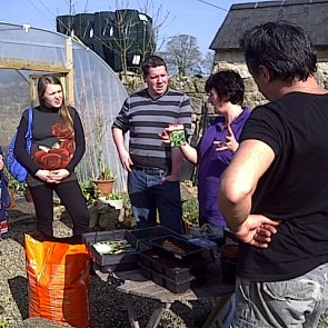 Vegetable Garden Workshop