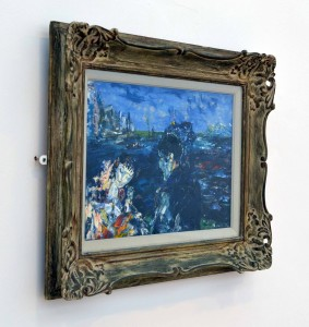 Painting by Jack Yeats