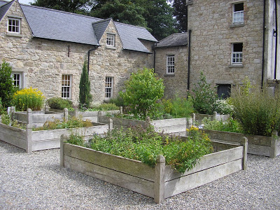 Healing and Herbs at Kilgraney House