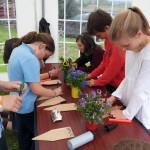 Open Day at Leighlin Parish Community Garden
