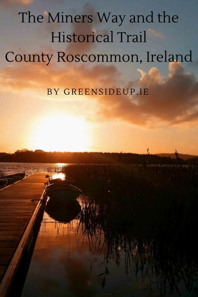 Outdoor Adventures on The Miners Way and The Historical Trail, County Roscommon, Ireland