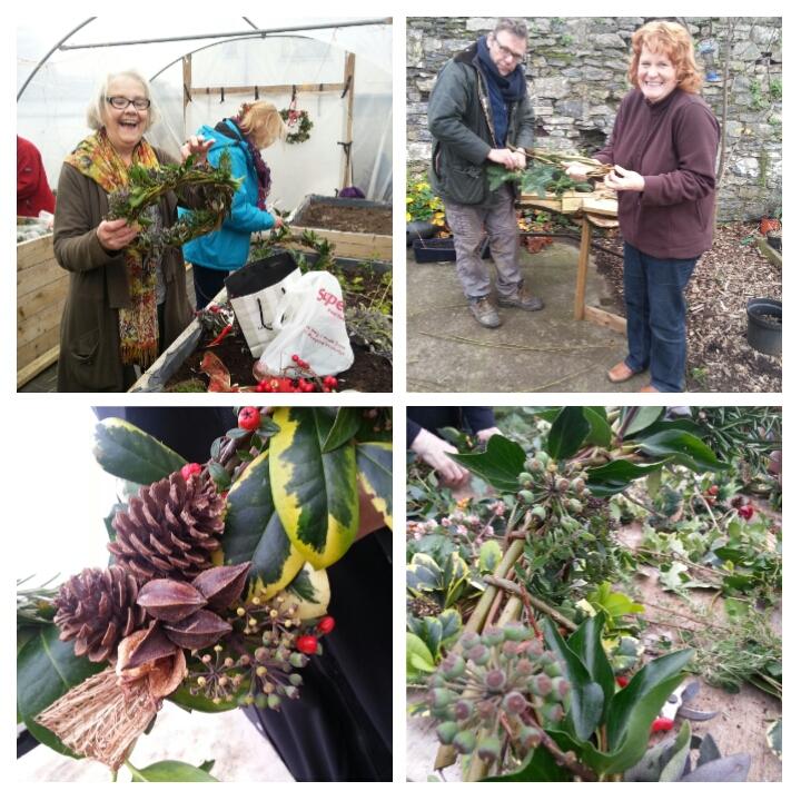 Goresbridge Wreath Making