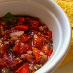 Spicy Salsa Recipe & Green Tomato Tips