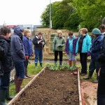 School of Food, Thomastown, Gardening Course with Dee Sewell
