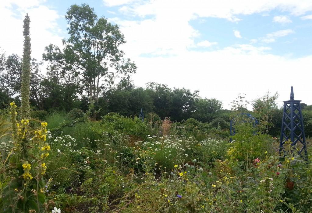 Tanguy de Toulgoet Garden