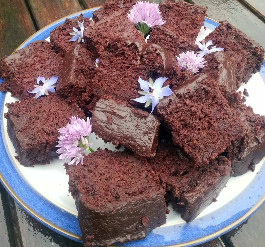 Beetroot Chocolate Cake