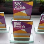 Sunday Snap ~ Winner at Blog Awards Ireland 2013