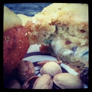 Courgette Cake Recipe