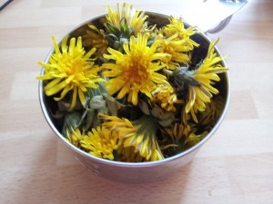 Dandelion Honey Recipe