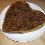 Maple Pecan Toffee Tart Recipe