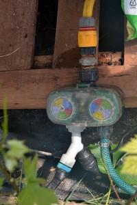 irrigation timer