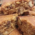 Hazelnut Cake Bar Recipe
