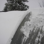 Warning: Brush Snow Off Your Polytunnel to Prevent Collapse.