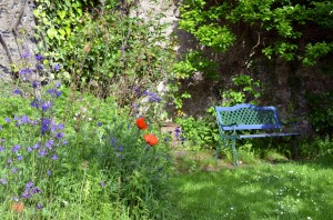 Sonaitre garden